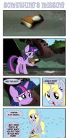 Something's missing. by INVISIBLEGUY-PONYMAN