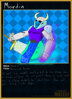 My meleee card by enigmatic-me