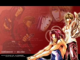 Somewhere I Belong by ClubSaiyuki
