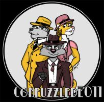 Confuzzled T-Shirt by the-gneech
