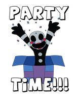 Party Time!!! by itsaaudra