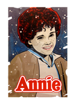 Annie Card by shinigamizachi