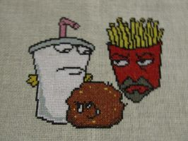 Aqua Teen Hunger Force by DawnMLC