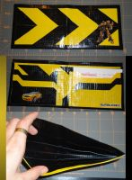 Bumblebee Wallet by somechick73