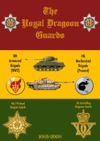 The Royal Dragoon Guards by Cyklus07