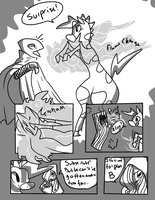 June Tasks: Capture the Sceptile p3 by DJ-Catsume