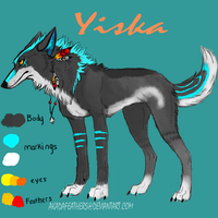 Yiska: Reference (updated) by Akadafeathers
