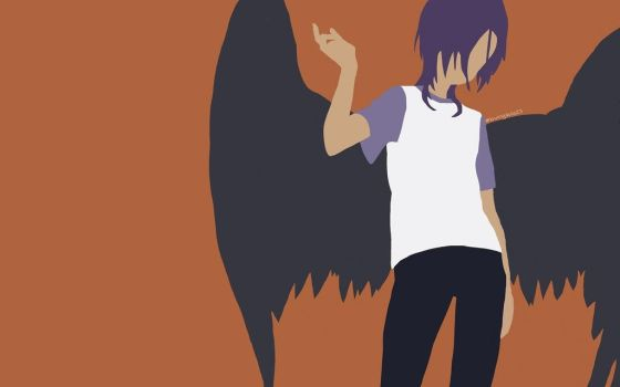 Minimalistic Lucifer - The Devil is a Part-Timer by ThePirateKing23