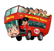 another red bus by HowardMolloy
