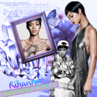 Rihanna PNG Pack by DemiJosh16