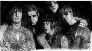 Avenged Sevenfold by TowersOfLondon