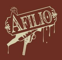 Afilio Band T-Shirt Design by energizerrabbitx