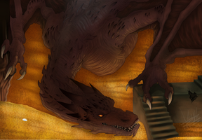 Smaug by keen6