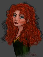 Merida by The6devils6number6