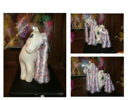 Custom MLP : Alternate Rehair Princess Tiffany by marienoire