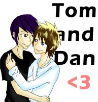 Tom and Dan RQ1 by Fiftyshadesofkay
