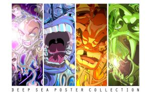 deep sea collection by C-CLANCY