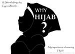 Why Hijab? Title by CyprusBeetle