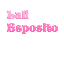 Lali Esposito Texto PNG by CasiAngeles4