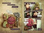gloomy Monday pages003-004.. by neurotic-elf
