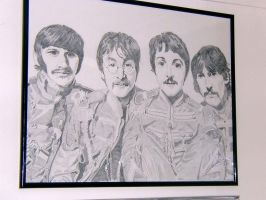 the beatles by liverpool-lad