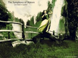 The Symphony Of Nature by IamAgine