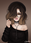 IMVU DP by cinnibites