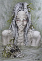 .: Watery Grave :. by AmbergrisElement