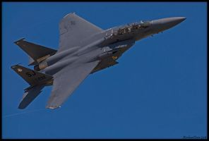 Planes of Fame Eagle by AirshowDave