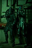 Resident Evil: Operation Raccoon City by DirtyVonP