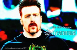 Sheamus by lady-pokerface
