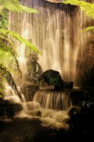 Manmade Waterfall II by josgoh