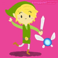 My first Link by ezeqquiel