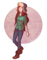 Wendy by Azeher