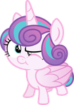Cute Flurry Heart by Magister39