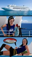 Pacific Jewel - A Titanic Moment by milizeelashee