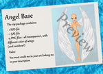 Angel Base by Cristalinawinx
