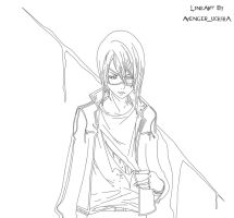 Lineart Agito 275chapter by Avenger94