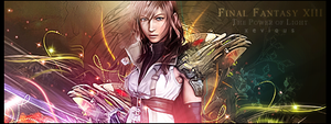 FF XIII Forever and Ever by Xeviousss