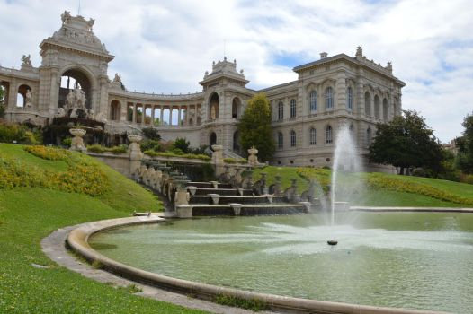 Longchamps Palace museum to MARSEILLE 2 by A1Z2E3R