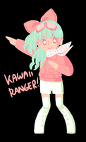 Kawaii Ranger! by Arche-JoIyO