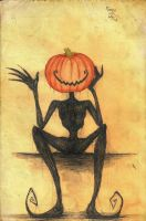 Sir Pumpkin [dedo10] by aberrentideals