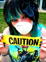 Caution by CelesteCorinne
