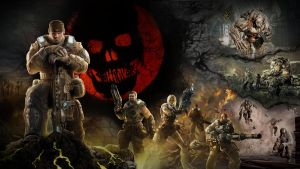 Gears of War 3 Contest by DavidLau82