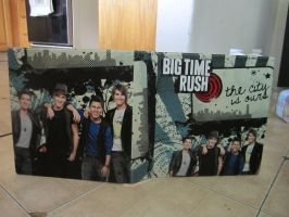 My BTR Binder by WolfArt-Rusher
