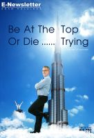 Be At The Top Or Die Trying by AhmedBakir