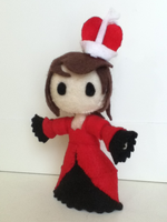 Alice in Musicland Plushie: Meiko by ha-nata