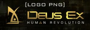 DeusEX HR Logo by shinobireverse