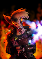 firefight by spaceweasel2306