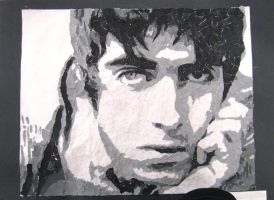 liam gallagher art project by little-ampharos
